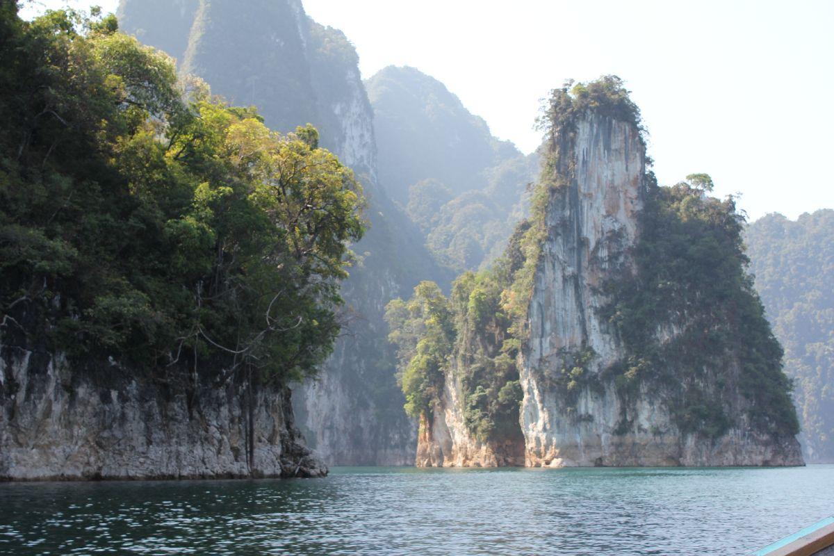 Chieo Lan Lake, Khao Sok