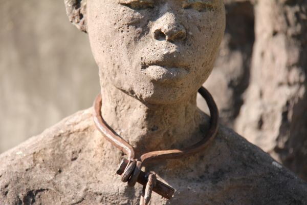 The brutal shackles of slavery in Stone Town