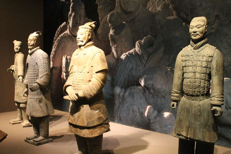 The Terracotta Warriors – Xian, China