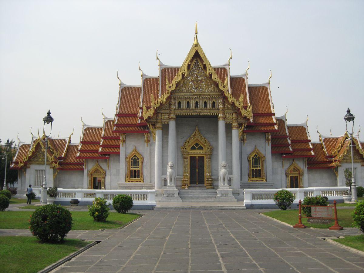 Wat Benjamabophit Marble Temple Bangkok