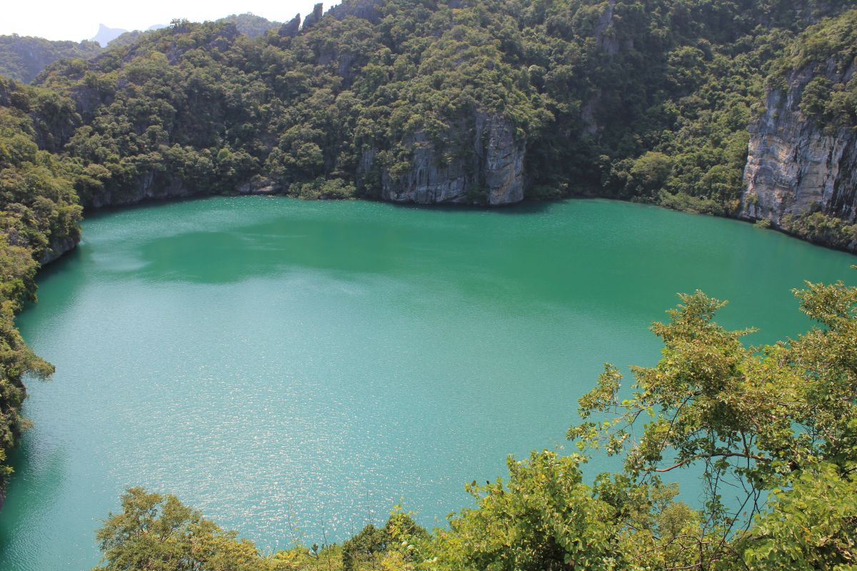 Ang Thong National Marine Park : Round The World Traveler