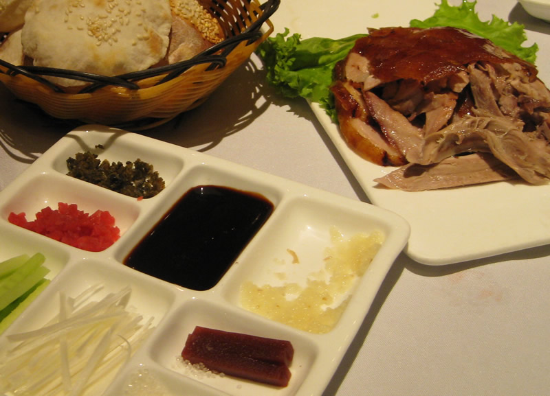 Peking Duck - Delicious!