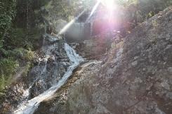 Waterfall close to Doi Suthep