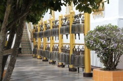 Bells at Wat Phrathat Doi Suthep