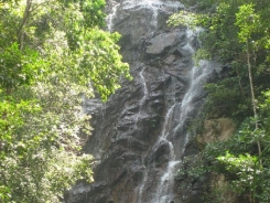 Phaeng waterfall, Koh Phangan